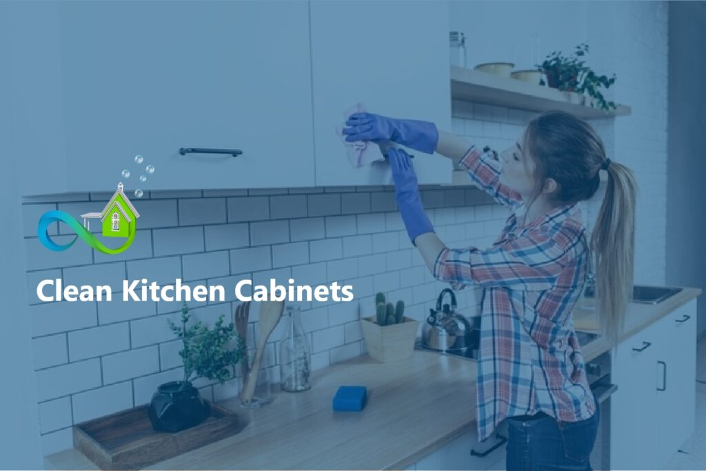 How to Clean Kitchen Cabinets in 9 Easy Steps