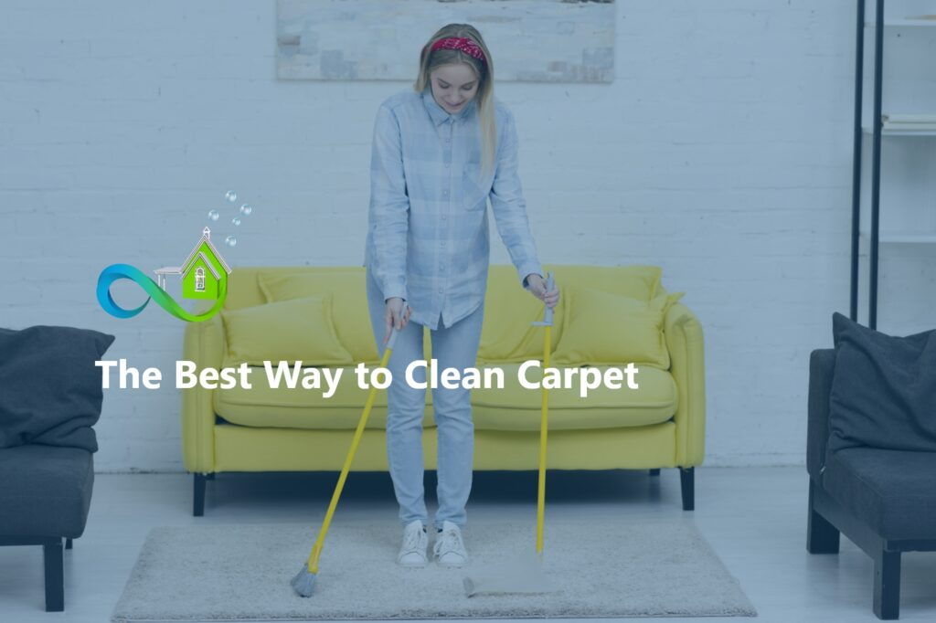 The Best Way to Clean Carpet