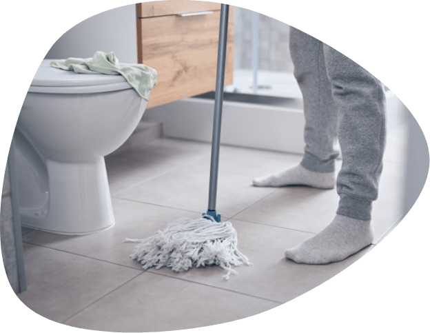 bathroom cleaning adelaide