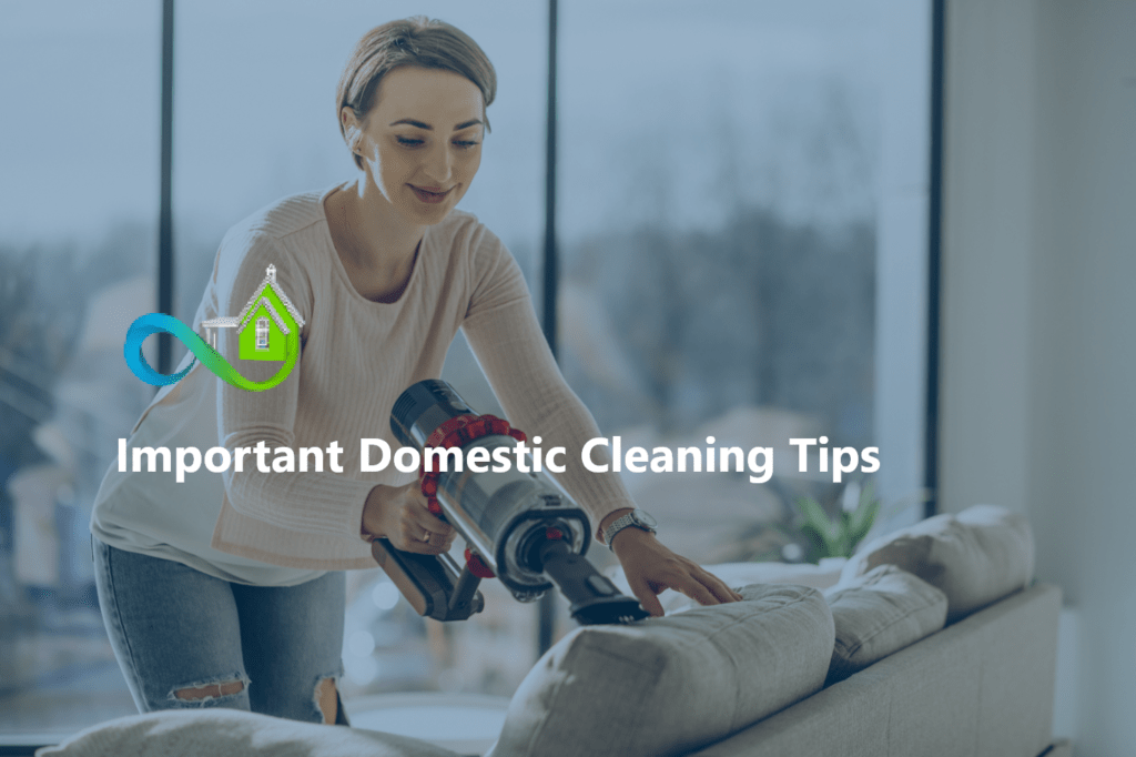 domestic cleaning tips