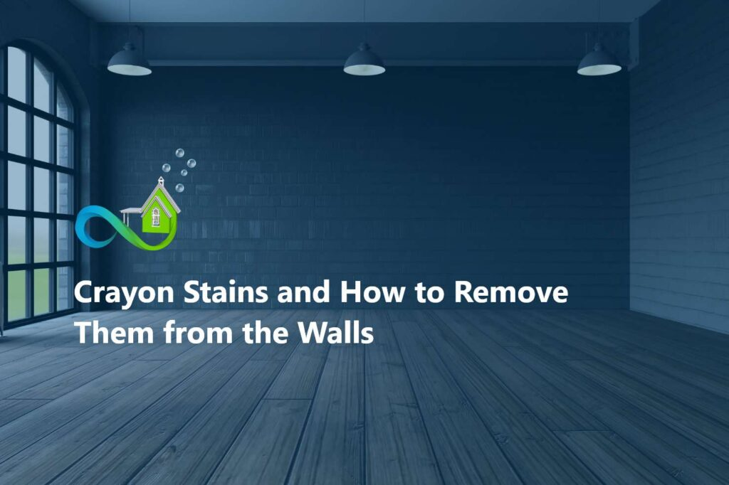 Crayon Stains and How to Remove Them from the Walls